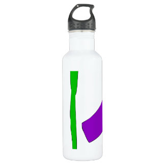 Time in the Snow without Memory 710 Ml Water Bottle