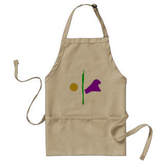 Time in the Snow without Memory Standard Apron