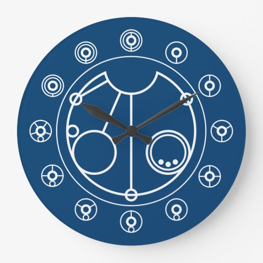 Time is an Illusion Wall Clocks