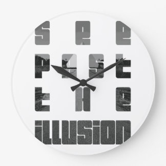 Time is an illusion wallclock