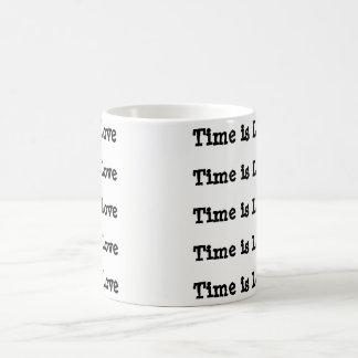 Time is Love Coffee Mug