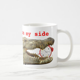 Time Is on My Side Coffee Mug