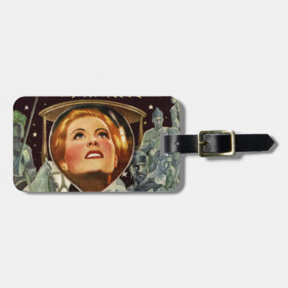Time is Running Out Luggage Tag