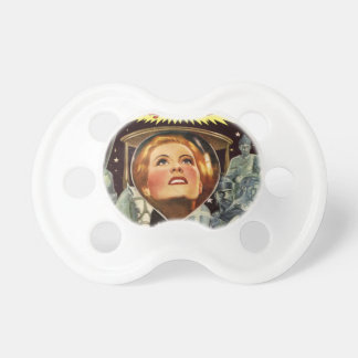 Time is Running Out Pacifier