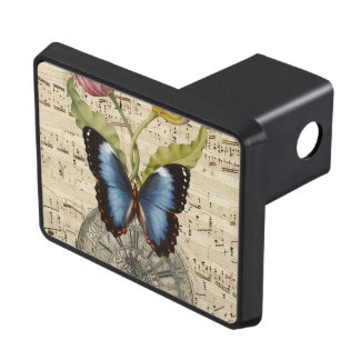 Time Keeper Trailer Hitch Cover