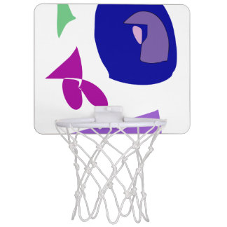 Time Mini Basketball Hoop
