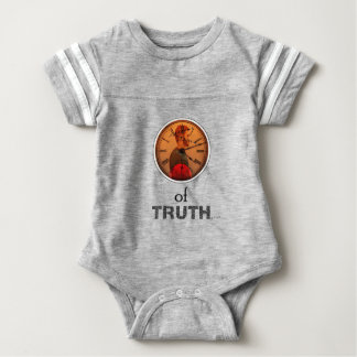 Time of truth baby bodysuit