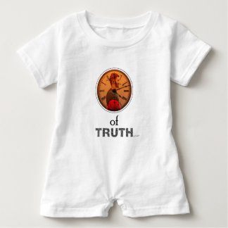 Time of truth baby romper