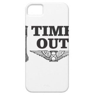 time out clock iPhone 5 case