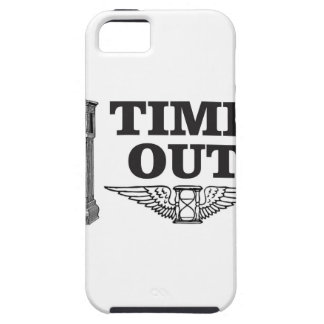 time out clock iPhone 5 covers