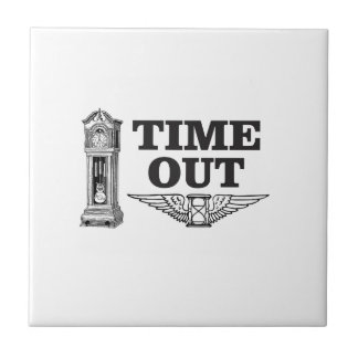 time out clock tiles