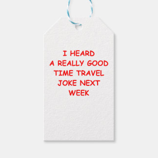 TIME PACK OF GIFT TAGS