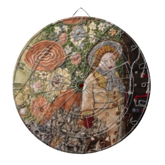 Time Passages Dartboard
