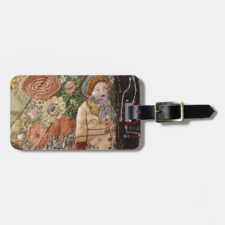 Time Passages Luggage Tag