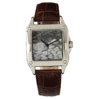 Time Rocks On Wristwatch