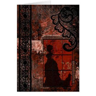 Time Shadows Card