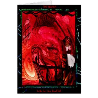 Time Shaman Card