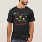 time/space warp continuum T-Shirt
