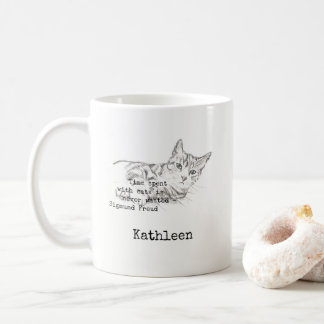 Time Spent with Cats . . . Coffee Mug