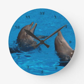 """""""time"""" squandered by mysteryella round clock"""