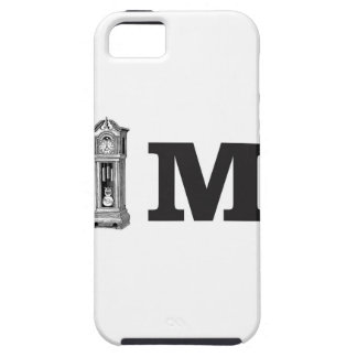 time tells iPhone 5 cover