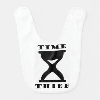 Time Thief Bib