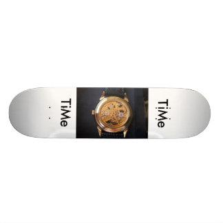 TiMe, TiMe Skateboard Deck