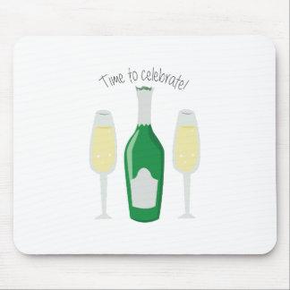 Time To Celebrate Mousepad