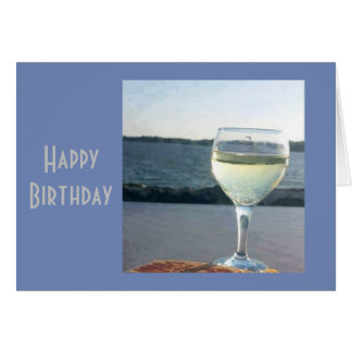 ****TIME TO CELEBRATE YOU****BIRTHDAY WINE STYLE CARD