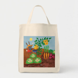 Time To Count-Garden Tote Bag