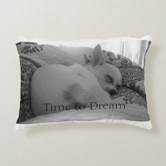 Time To Dream Accent Pillow
