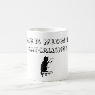 Time To End Catcalling Mug