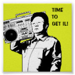 Time to get IL! Print
