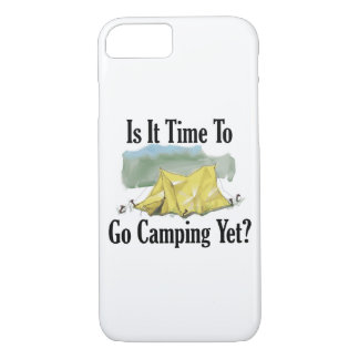 Time To Go Camping Smartphone Case