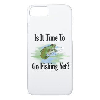 Time To Go Fishing Smartphone Case