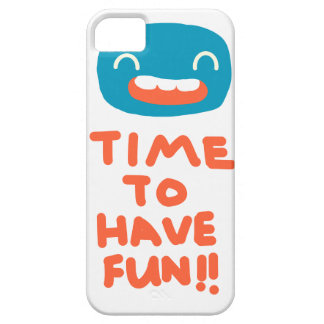 Time to have fun! iPhone 5 cover