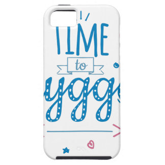 time to hygge iPhone 5 cover