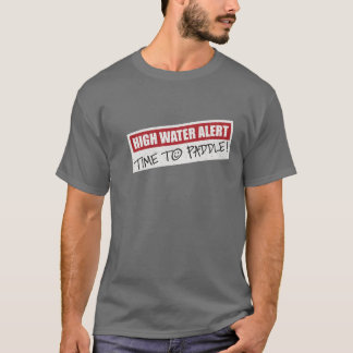 Time to Paddle Dark T-Shirt