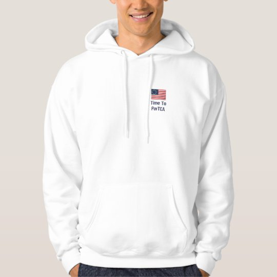 Time To ParTEA Hoodie