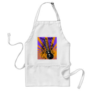 Time to Party Adult Apron