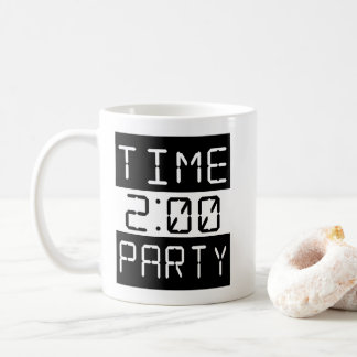 Time to Party Coffee Mug