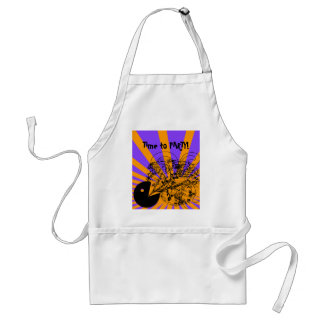 Time to Party - Customized Adult Apron