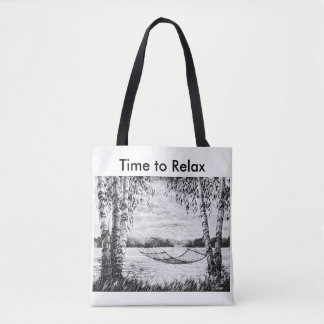 Time to relax - BW bag