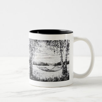 Time to relax - BW mug