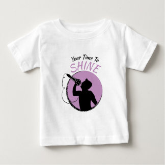 Time To Shine Baby T-Shirt