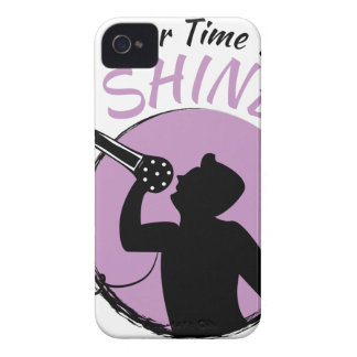 Time To Shine Case-Mate iPhone 4 Cases