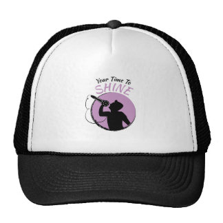 Time To Shine Trucker Hat