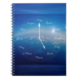 Time to Smile Notebook