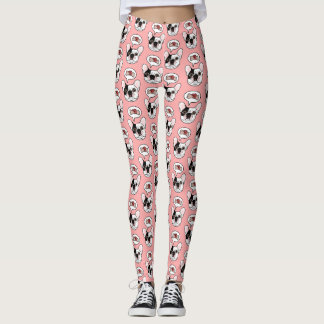 Time to treat the cute Frenchie Leggings