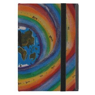 Time travel case for iPad mini